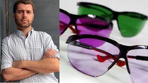 Изобретены очки для дальтоников