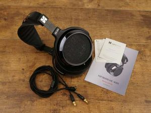 Изодинамические наушники hifiman: старый добрый мощный звук