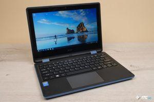 Экспресс-обзор бюджетного ноутбука-трансформера acer aspire r11