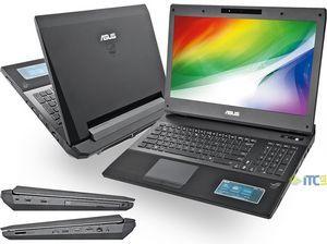 Экспресс-обзор ноутбука asus g74sx