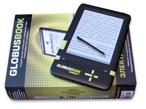 Электронная книга globusbook 950 connect – легкий интернет-серфинг в любом месте