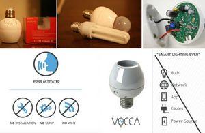 Как говорить с лампочкой — обзор смарт-патрона vocca