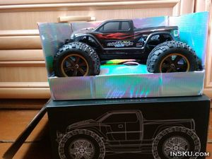 Как мне подарили monster truck или обзор gptoys s911