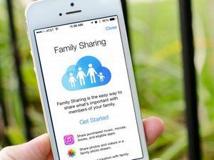 Как настроить семейный доступ на iphone и ipad