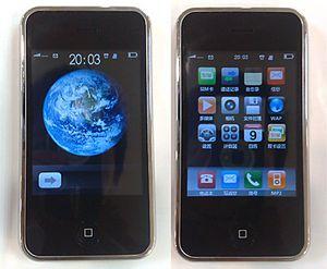Как отличить китайский iphone от оригинала?