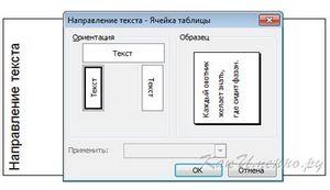 Как перевернуть текст в ms word 2003, 2007, 2010