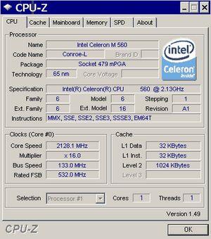 Как проверить температуру процессора?