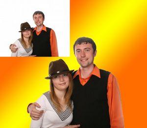 Как склеить фотографии в фотошопе?