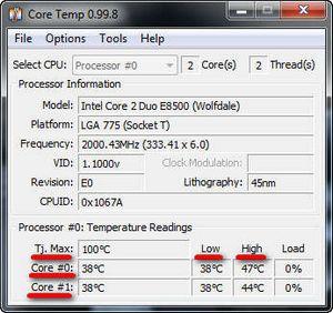 Как узнать разрядность процессора?