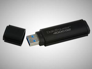Kingston выпустила защищённые флеш-накопители нового поколения datatraveler vault 4000 gen. 2