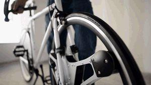 Колесо geoorbital wheel превратит обычный велосипед в электрический