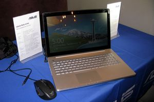 Компания asus официально представила в украине мультимедийные и геймерские ноутбуки на базе процессоров intel haswell