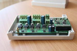 Контроллер управления светодиодными rgb-лентами led-c-01