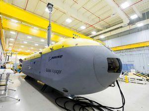 Корпорация boeing создала беспилотную субмарину