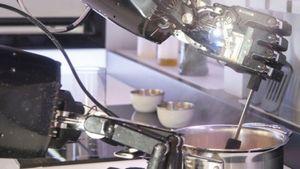 Крабовый суп от российского робототехника