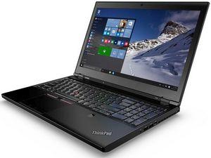 Lenovo thinkpad p70 – ноутбук класса «рабочая станция»