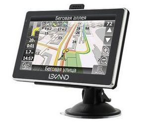 Lexand st-5350 hd: навигатор с качественным экраном