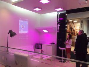 Lg меняет традиционные концепции освещения на light+building 2014