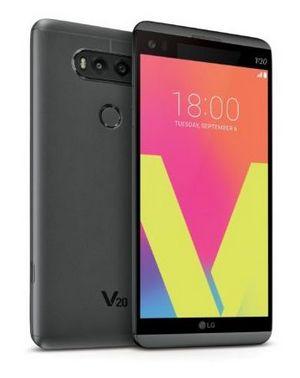 Lg v20 - новый флагман на android 7.0 с двумя экранами и камерами