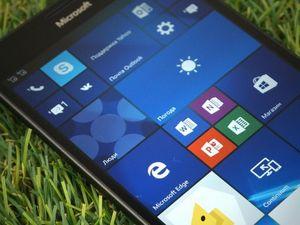 Lumia 950 xl: работа в браузере microsoft edge