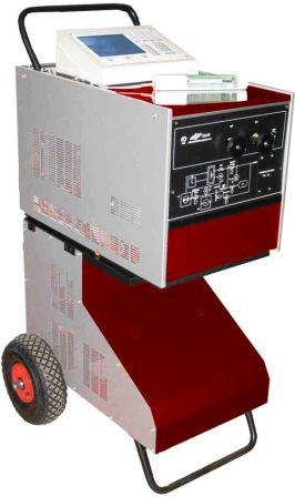 Масс-спектрометрический течеискатель пти-10