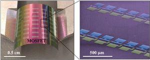 Массовая кремниевая электроника может стать гибкой