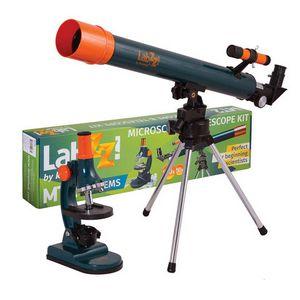 Микроскоп + телескоп =?