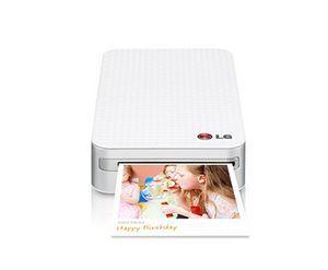 Мини-принтер lg: карманная фотолаборатория