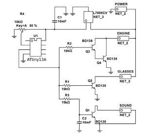 Модулятор rem-фазы сна