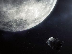 На kickstarter финансируют частную лунную миссию
