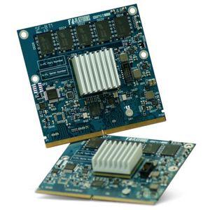 """На выставочных стендах в барселоне и нюрнберге представлены процессорные модули sf-bt1 на базе процессора """"байкал-т1"""""""