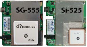 Навигатор-универсал: lexand sg-555 с поддержкой глонасс и gps