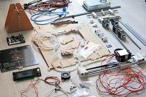 Недорогой конструктор 3d-принтера аврора. будет ли революция?