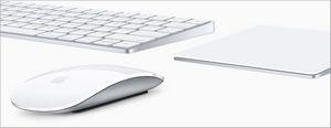 Немножко магии от apple – новые magic keyboard, trackpad, mouse и imac