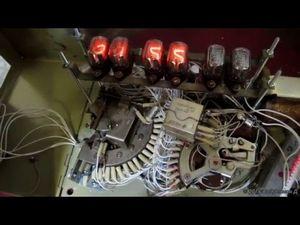 Nexie clock на одном порте — atmega8