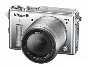 Nikon 1 aw1: первая в мире защищённая фотокамера со сменной оптикой