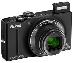 Nikon показала шесть компактных цифровых камер coolpix