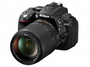 Nikon представила в украине камеры d5300, d610 и nikon 1 aw1