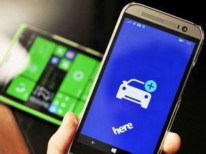 Nokia maps в windows phone 8