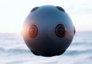 Nokia показала первую камеру для систем виртуальной реальности