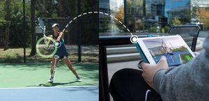Носимые технологии помогут теннисистам улучшить свое мастерство
