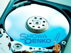 Новое поколение pmr-пластин showa denko позволит превысить порог емкости жёстких дисков в 10 тбайт уже в 2016 году
