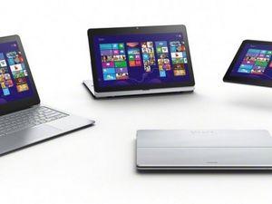 Новый стандарт в мире персональных компьютеров — vaio fit a multi-flip от компании sony