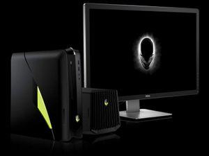 Обновлённые игровые системы alienware приехали покорять российский рынок
