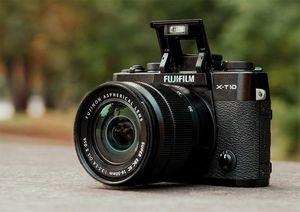 Обзор беззеркального аппарата fujifilm x-t10