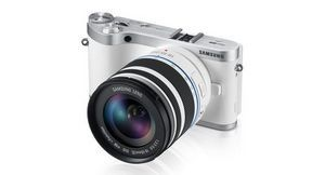 Обзор беззеркальной фотокамеры samsung nx300
