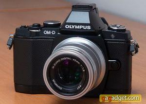 Обзор беззеркальной камеры olympus pen e-p5