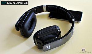 Обзор bluetooth-наушников закрытого типа monoprice premium virtual surround sound 10585