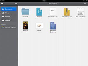 Обзор documents by readdle для ipad: все файлы в одной программе