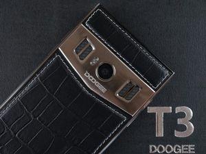 Обзор doogee t3: шик, блеск, красота